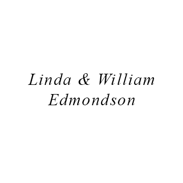 Linda & William Edmondson