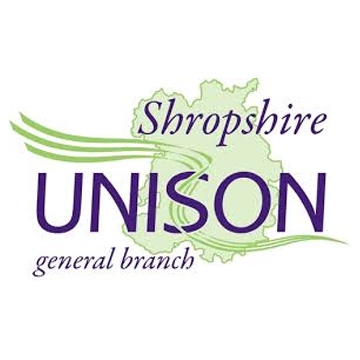 UNISON – Shropshire