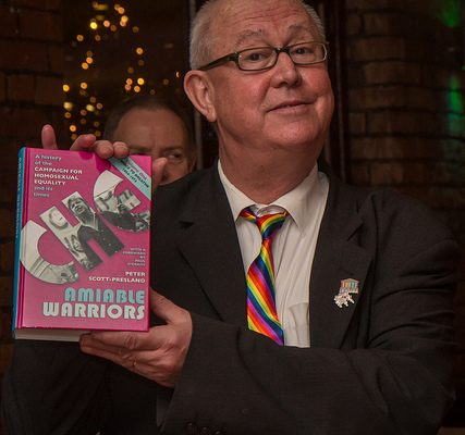 IDAHOT 2015 – Amiable Warriors – Book Reading & Signing