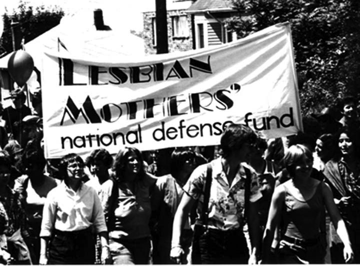 Mom's Apple Pie: The Heart of the Lesbian Mother's Custody Movement