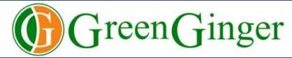 Green Ginger Cards