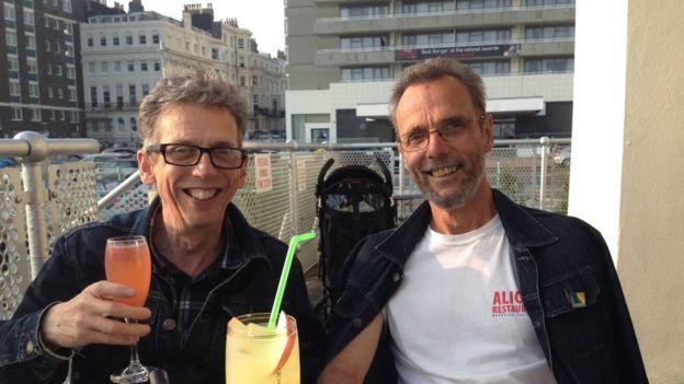 Peter Roscoe & Geoff Hardy